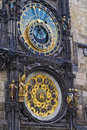 Title: Prague Astronomical Clock