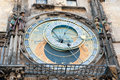 The prague astronomical clock prague orloj czech republic close up Stock Photo