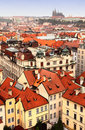Prague city Royalty Free Stock Photo