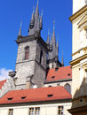 Prague, Czech Republic Royalty Free Stock Photo