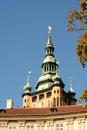 Prague czech republic europe Stock Images