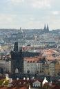 Prague czech republic europe Royalty Free Stock Photo