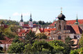 Prague monastery Royalty Free Stock Photography