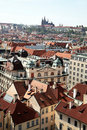 Prague, Old Town Square, City View Stock Photography