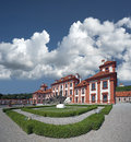 Prague - Troja Chateau Royalty Free Stock Photo