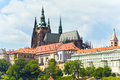 Prague view (Czech Republic) Stock Photo
