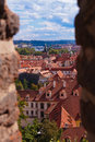 Praha czech republic view to Royalty Free Stock Images