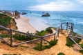 Praia da Rocha, Portugal Royalty Free Stock Photo