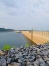 Prakarnchon khun dan dam thailand nakhon nayok Stock Photo