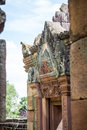 Prasat hin muang tum buriram thailand Royalty Free Stock Photography