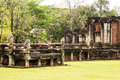 Prasat hin pimai thailand khmer art Stock Photo