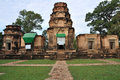 Prasat Kravan in Angkor Wat Stock Photo