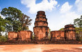 Prasat kravan daytime Royalty Free Stock Photos