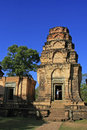 Prasat Kravan temple Royalty Free Stock Photo