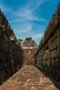 Prasat phanom rung historic park at buriram thailand Royalty Free Stock Photos