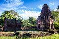 Prasat ta muen toch in buriram province thailand Stock Photo