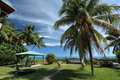 Praslin island. Seychelles. Stock Photo