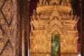 Pratartlampangluang Temple, Buddha statue Royalty Free Stock Photo