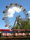 Prater Vienna Royalty Free Stock Photo
