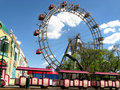 Prater Vienna, Austria Royalty Free Stock Photo