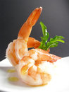 Prawn appetizer 9 Royalty Free Stock Image