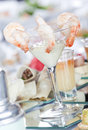 Prawn Cocktail Royalty Free Stock Images