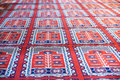 Prayer carpet Royalty Free Stock Image