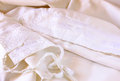 Prayer shawl tallit jewish religious symbol Stock Photo