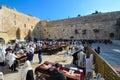 Praying Jews Royalty Free Stock Photo