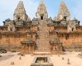 Pre rup angkor cambodia one of famous ancient temples in Stock Photos