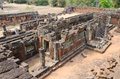 Pre rup angkor cambodia ruins of one of famous ancient temples in Stock Image