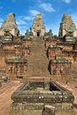 Pre Rup Temple in Angkor, Cambodia Stock Photos