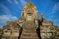 Pre rup temple angkor siem reap cambodia Royalty Free Stock Photos