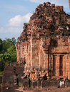 The Pre Rup Temple in Siem Reap, Cambodia Stock Photo