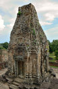 Pre rup temple siem reap cambodia Stock Photography