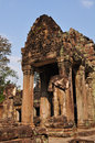 Preah khan at siem reap in cambodia asia Stock Photo
