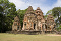 Preah Ko Temple, Cambodia Stock Photography
