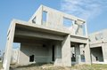 Precast building the structure are made from prefabrication system Royalty Free Stock Image