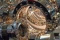 Precision scientific instrument Royalty Free Stock Photo
