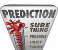 Prediction Thermometer Sure Th...