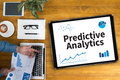 Predictive Analytics Royalty Free Stock Photo