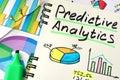 Predictive Analytics. Royalty Free Stock Photo