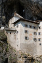 Predjama Grad Castle, Slovenia Royalty Free Stock Images