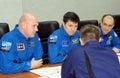 Preflight Class in Baikonur Royalty Free Stock Image