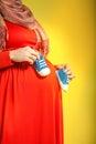 Pregnancy , anticipation , love