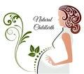 Pregnancy Natural Childbirth Royalty Free Stock Photo