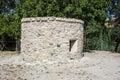 Prehistoric sites of the eastern Mediterranean, Choirokoitia (Kh Royalty Free Stock Photo