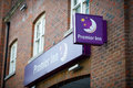 Premier inn hotel in london uk may on may united kingdom is the s largest brand with over rooms and more Stock Images