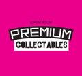 Premium Collectables Logo Design