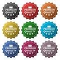 Premium quality set